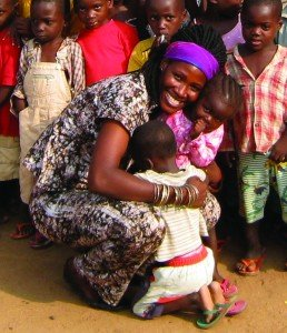 Naomi Amenya is a passionate educator