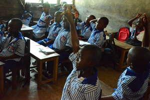 In an Ahobrase classroom