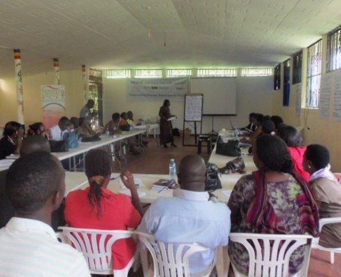 Empower Women Advocates in Africa