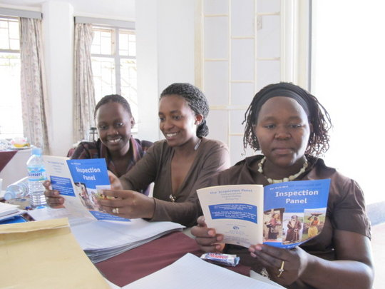Empower Women Advocates in Africa
