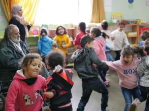 The children's favorit dance game