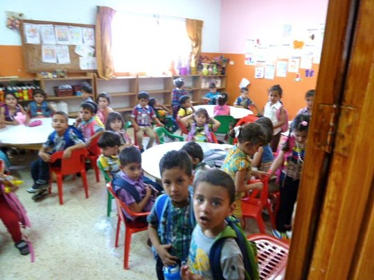 There are 160 children in this year