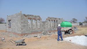 Resource Center under construction