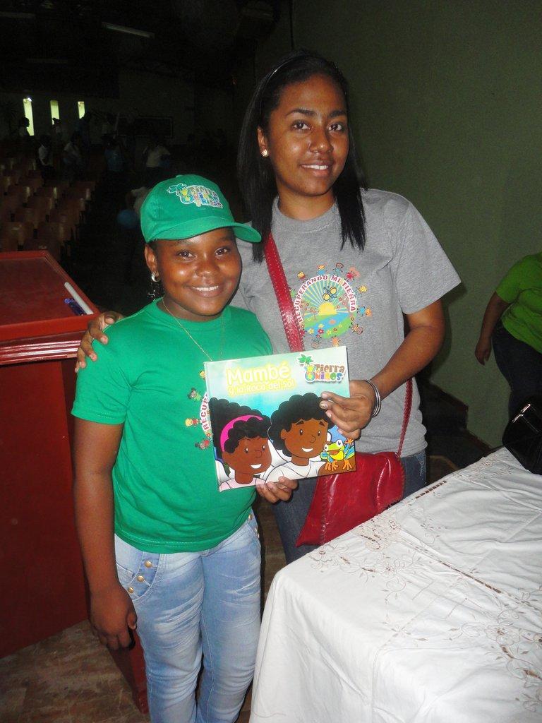 Childrens Land Storybook presentation