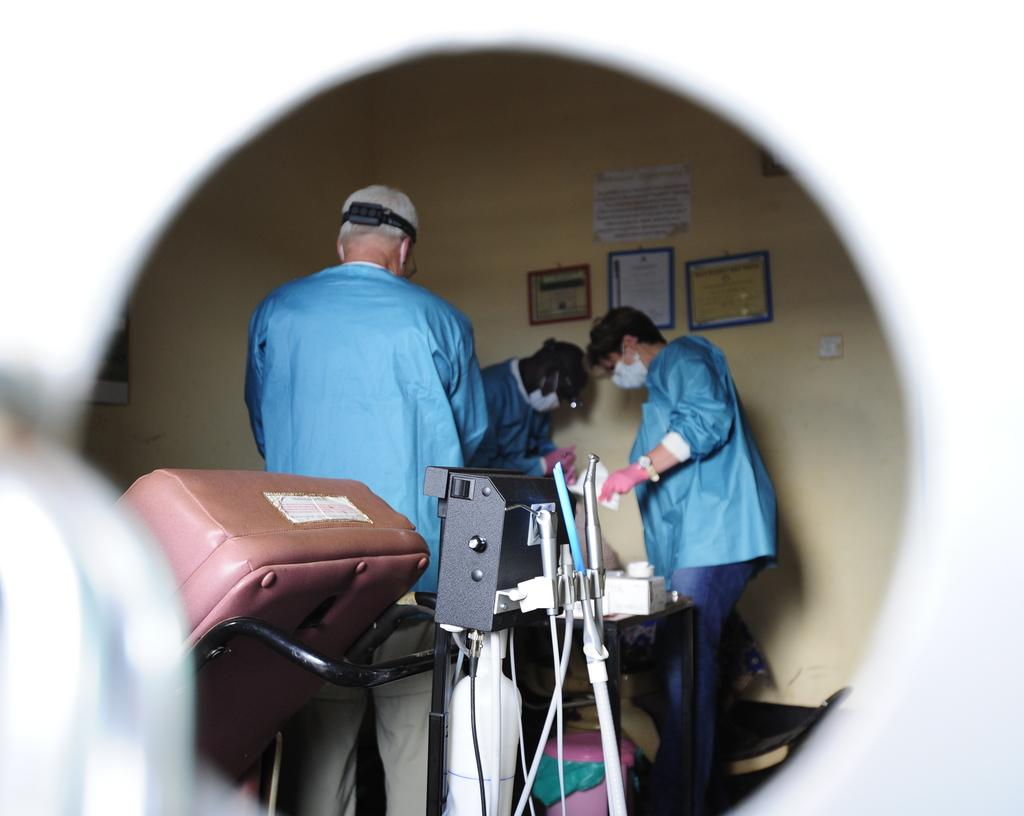 dental clinic May 2011