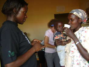 Big Smile Dental Clinic, Gulu, 2009