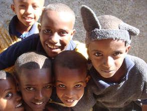 Establish eLibrary for Ethiopian Students
