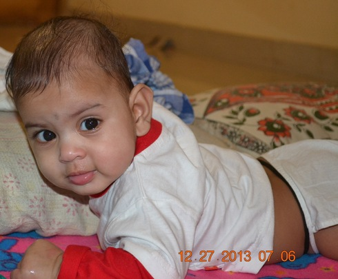 4 Months Netra got a family....
