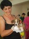 Tecuci Good Samaritan with a spayed street dog