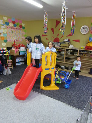 Start-up loan for The Sunroom Day Care Center