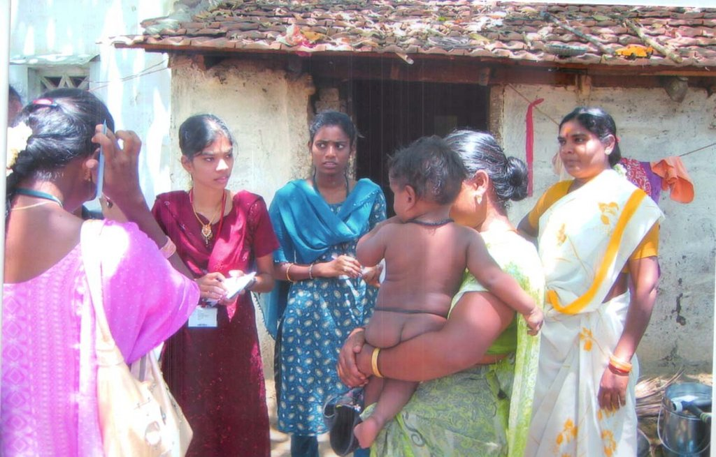 Reproductive Health Care to 550 Women in India