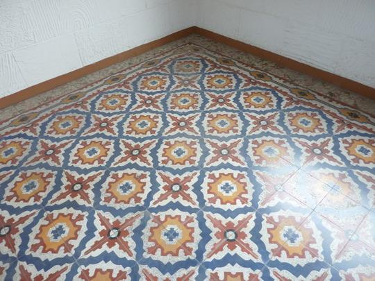 Art Deco Floors