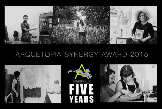 Arquetopia Synergy Award 2015