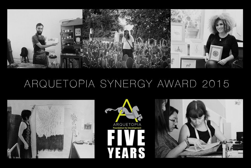 Arquetopia Synergy Award 2015