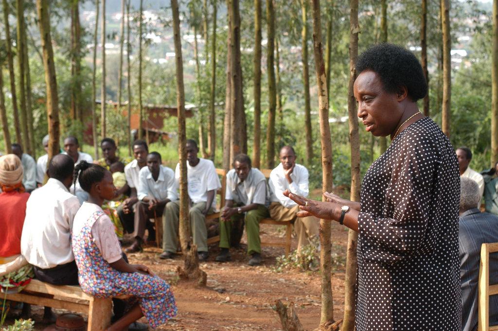 Rwanda: Post genocide reconciliation&reintegration