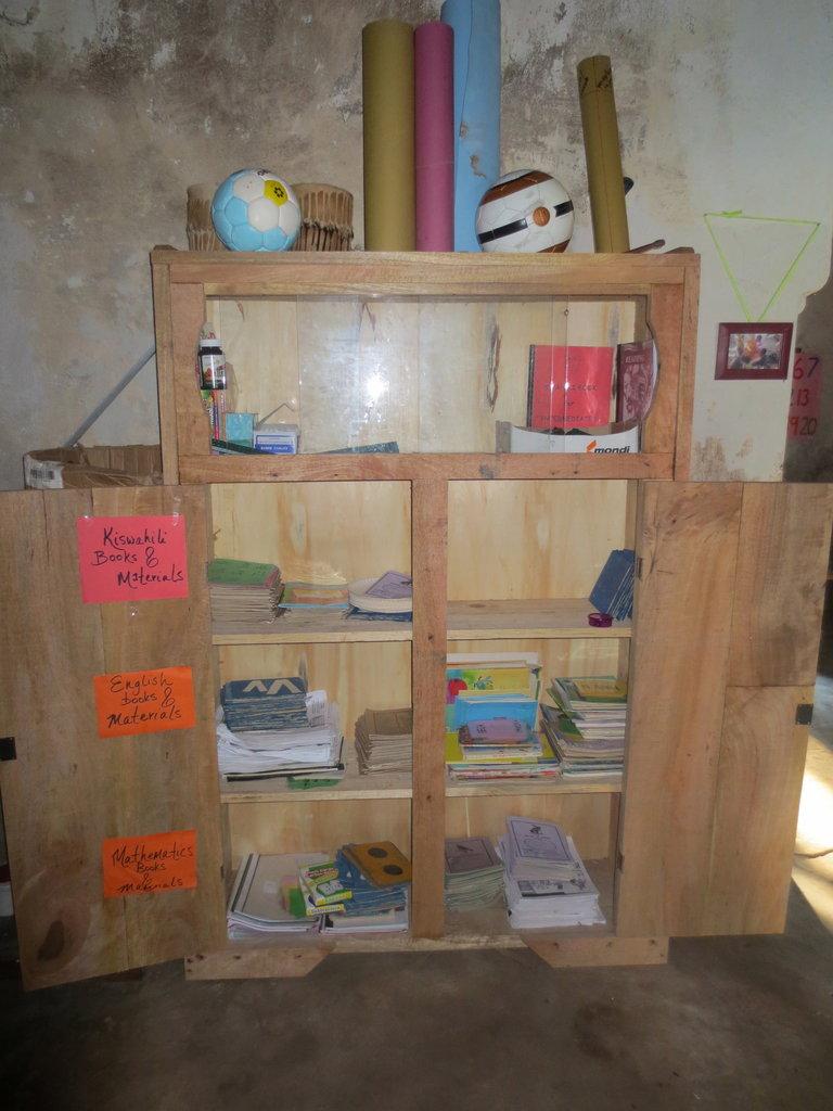 Organized Teaching Material