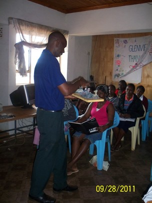 Provide Job Skills to Kenyan Slum Youth