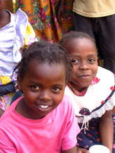 Young community residents