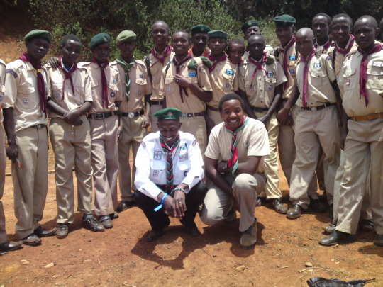 Our Scout Group - Community Youth Leaders!