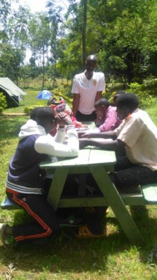 Youth Camp with Scouts