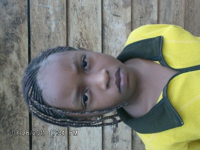 Ester 11 years started her Education at PPDR Ugand