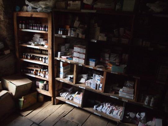 Organized medicine storage