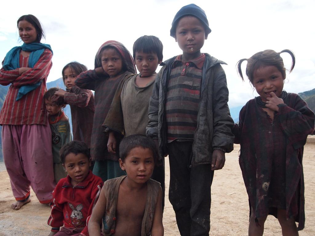 children in Melcham