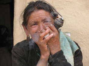 Tobacco smoking is common amongst both men & women