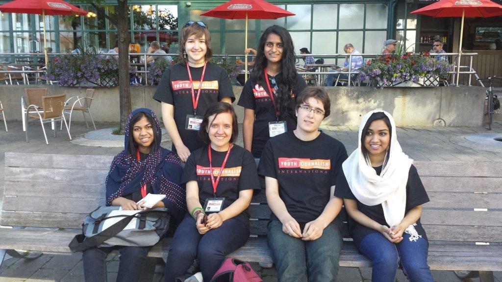 YJI students in Toronto