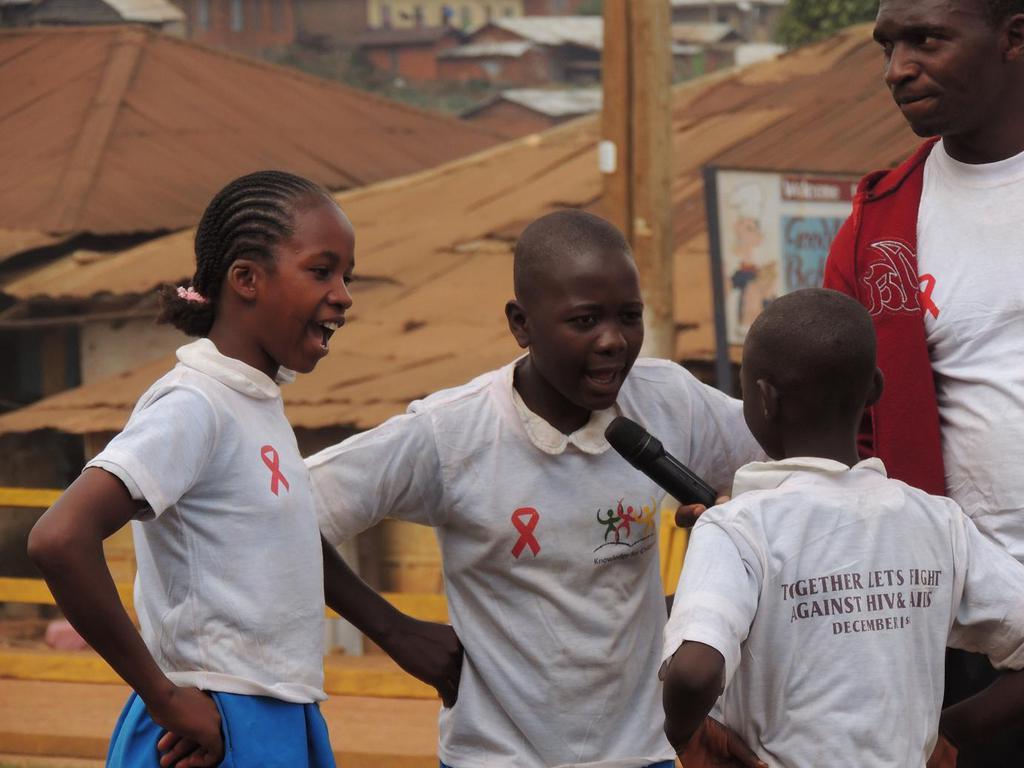 World AIDS Day Skit.JPG