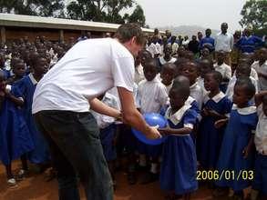 Restoring hope to children