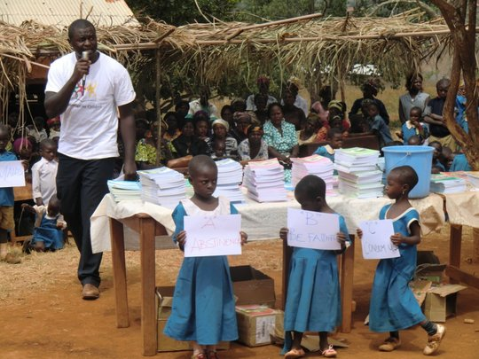 Health Education in 20 Primary Schools in Cameroon