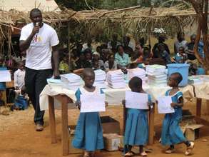 Health Education in 20 Primary Schools in Cameroon