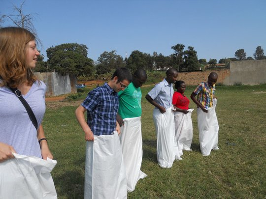 PHP-Uganda does some team-building! (with Jasmine)