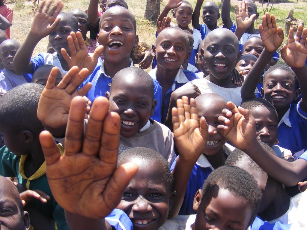 Greetings from Uganda