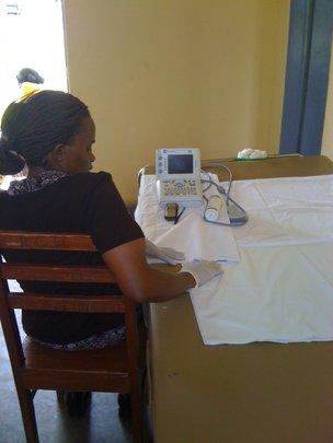 Preparing for Ultrasound Scan