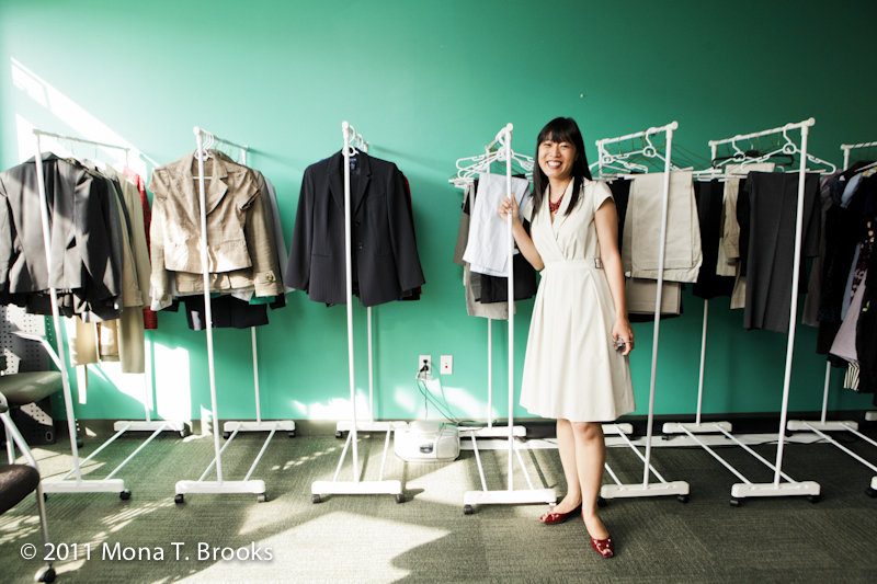 Clothing Swap for interview attire