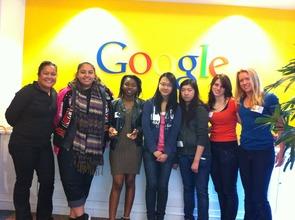 Google Job Site Visit Picture