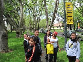 Mills College Field Trip