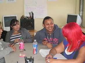 TLP Members Developing Strong Bonds