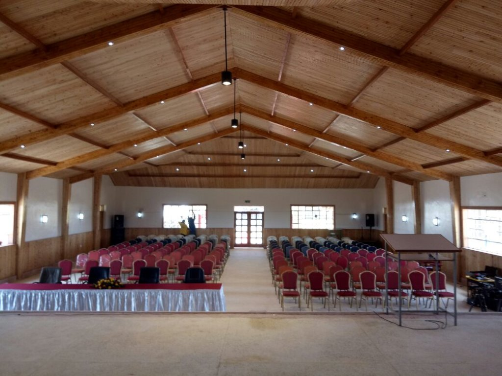 Multipurpose Hall 450 people