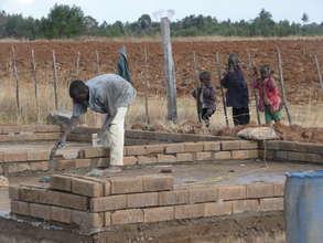 building 2 classrooms