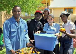 Community Supported Agriculture Students