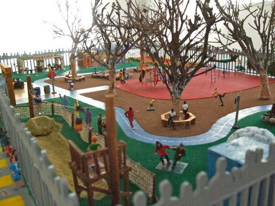 Pogo Park: Renewing Richmond's Elm Playlot
