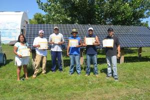 Green Business Development Graduates