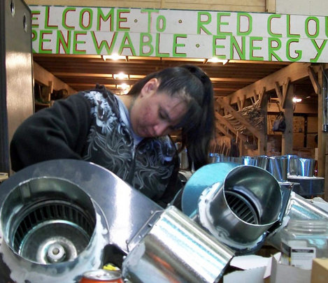 Green Jobs for Native Americans