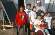Provide 10 Solar Heaters to Native Families