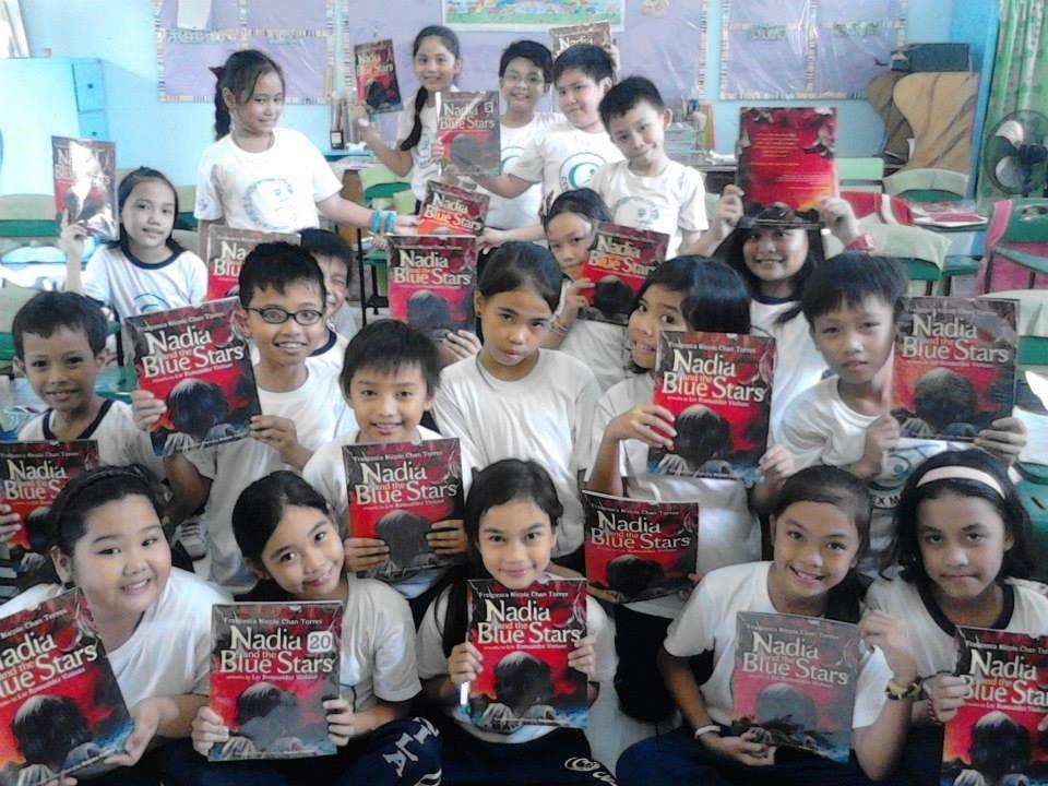 Students from CENTEX Manila