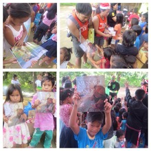 Bookgiving in Ipo Watershed