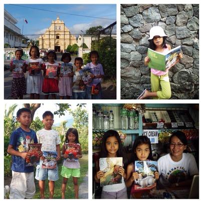 Bookgiving in Batanes